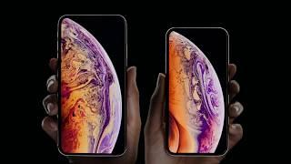 Pub Iphone XS et iphone XS Max - Musique de  la pub iphone XS